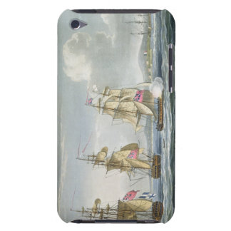 Surrender of the fort of Tamatave, engraved by T. Case-Mate iPod Touch Case