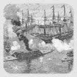 Surrender of the 'Tennessee', Battle of Mobile Stickers