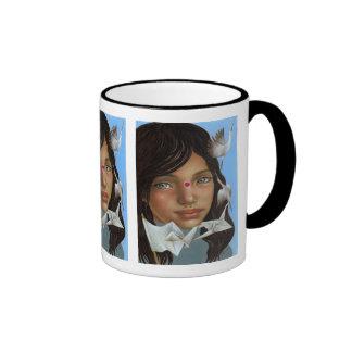 Surrender Ringer Mug