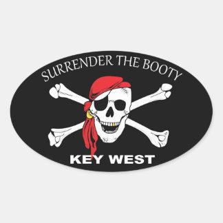 Surrender Sticker