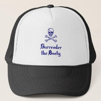 Surrender the Booty Trucker Hat
