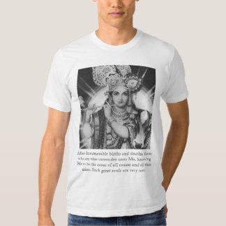 Surrender Unto Lord Krishna T-Shirt