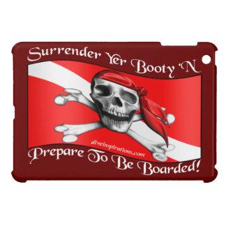 Surrender Yer Booty iPad case