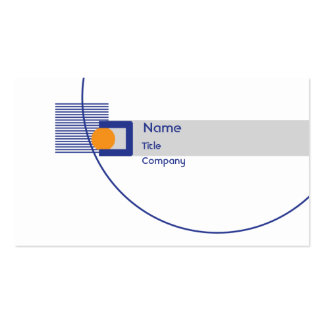 Surrounded - Business Business Card Templates