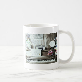 Surrounded by Music Coffee Mug