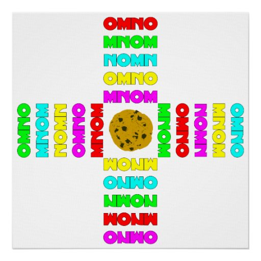 Surrounded By OMNOMs Canvas Print