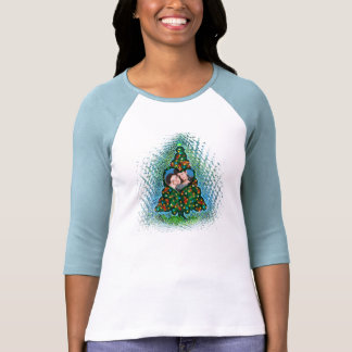 Surrounded by the Christmas spirit T Shirt