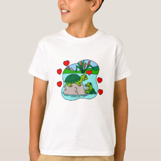 Surrounded By Turtle Love T-Shirt