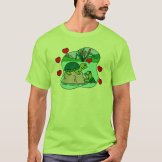 Surrounded By Turtle Love TShirt