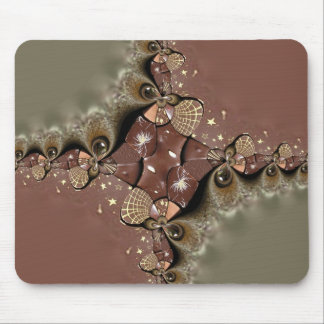 Surtidos del chocolate mouse pad