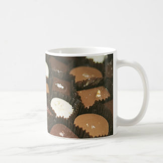 Surtidos del chocolate taza clásica