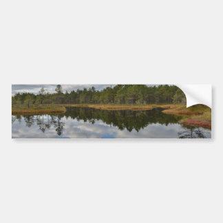 Suru Bog, Põhja-Kõrvemaa Nature Reserve, Estonia Bumper Stickers