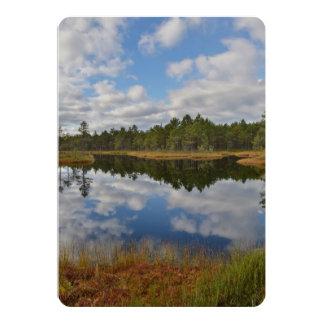 Suru Bog, Põhja-Kõrvemaa Nature Reserve, Estonia Card