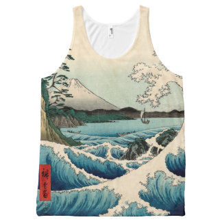 Suruga Satta no Kaijō All-Over-Print Tank Top