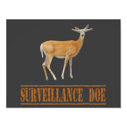 Surveilence Doe Card