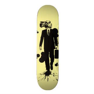 """""""Surveillance"""" T-shirt Skateboard Deck"""