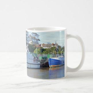 Survey Vessel Sea Mink Coffee Mug