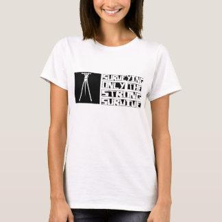 Surveying Survive T-Shirt