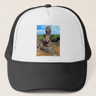 Surveyng His Domain Trucker Hat