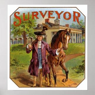 Surveyor Poster
