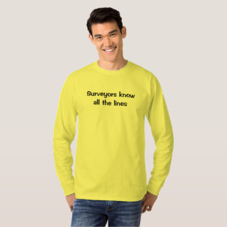 Surveyors Long Sleeve T-Shirt