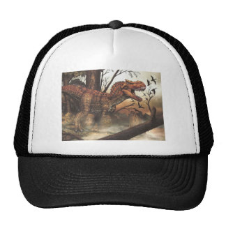 Survival for the fittest trucker hat