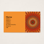 Survival - Fractal Business Card