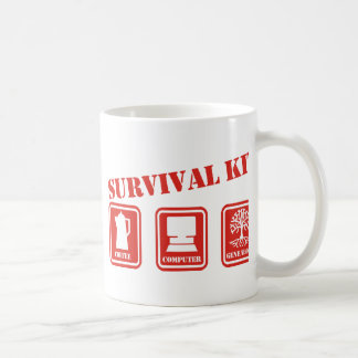 Survival Kit Coffee Mug