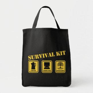 Survival Kit Tote Bag