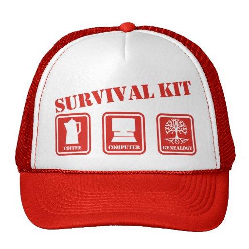 Survival Kit Trucker Hats