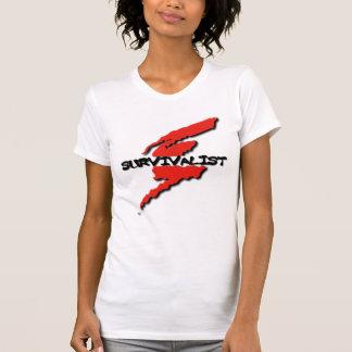 Survivalist Camisetas