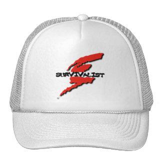 Survivalist Prepper Funny Survival Trucker Hat