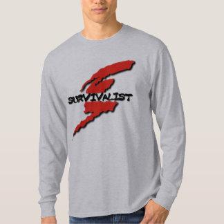Survivalist Prepper T-Shirt