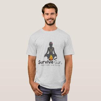 Survive Guru World's Greatest Survivalist T-Shirt