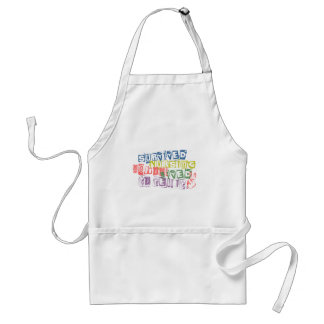Survived Nursing School - Lived to Tell it Apron