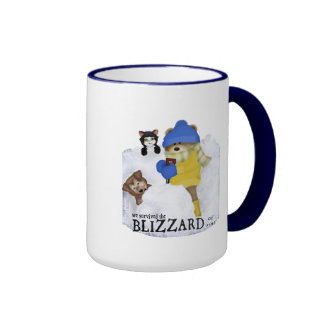 Survived the Blizzard of 2013 Mug