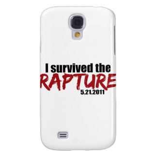 Survived the Rapture Samsung Galaxy S4 Covers