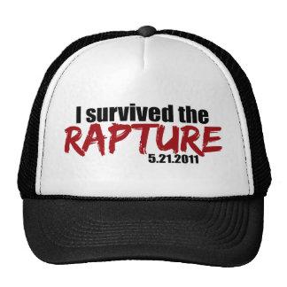 Survived the Rapture Trucker Hat