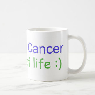 Surviving Cancer is a way of life Coffee Mug
