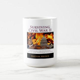 Surviving Civil War II Coffee Mug