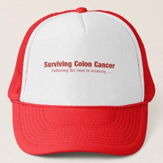 Surviving Colon Cancer Trucker Hat