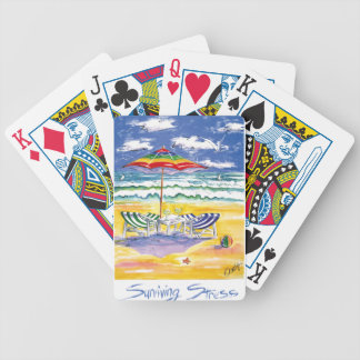 Surviving Stress playing cards