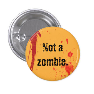 Surviving the Zombie Apocalypse - Safety Button