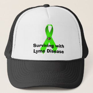 Surviving withLyme Disease Cap