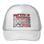 Survivor 10 Brain Surgery Hat