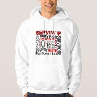 Survivor 10 Brain Surgery Pullover