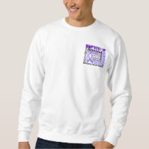 Survivor 10 Esophageal Cancer Sweatshirt