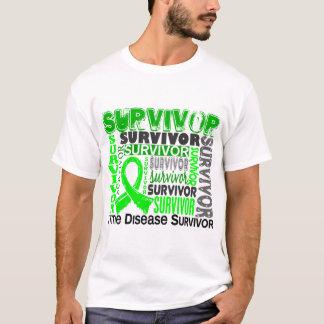 Survivor 10 Lyme Disease T-Shirt