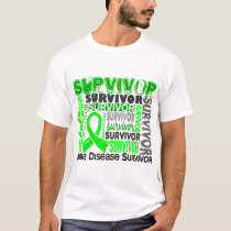 Survivor 10 Lyme Disease T-Shirt