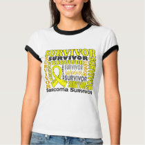 Survivor 10 Sarcoma T-Shirt